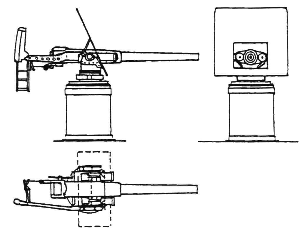 47-мм скорострельная пушка Гочкиса