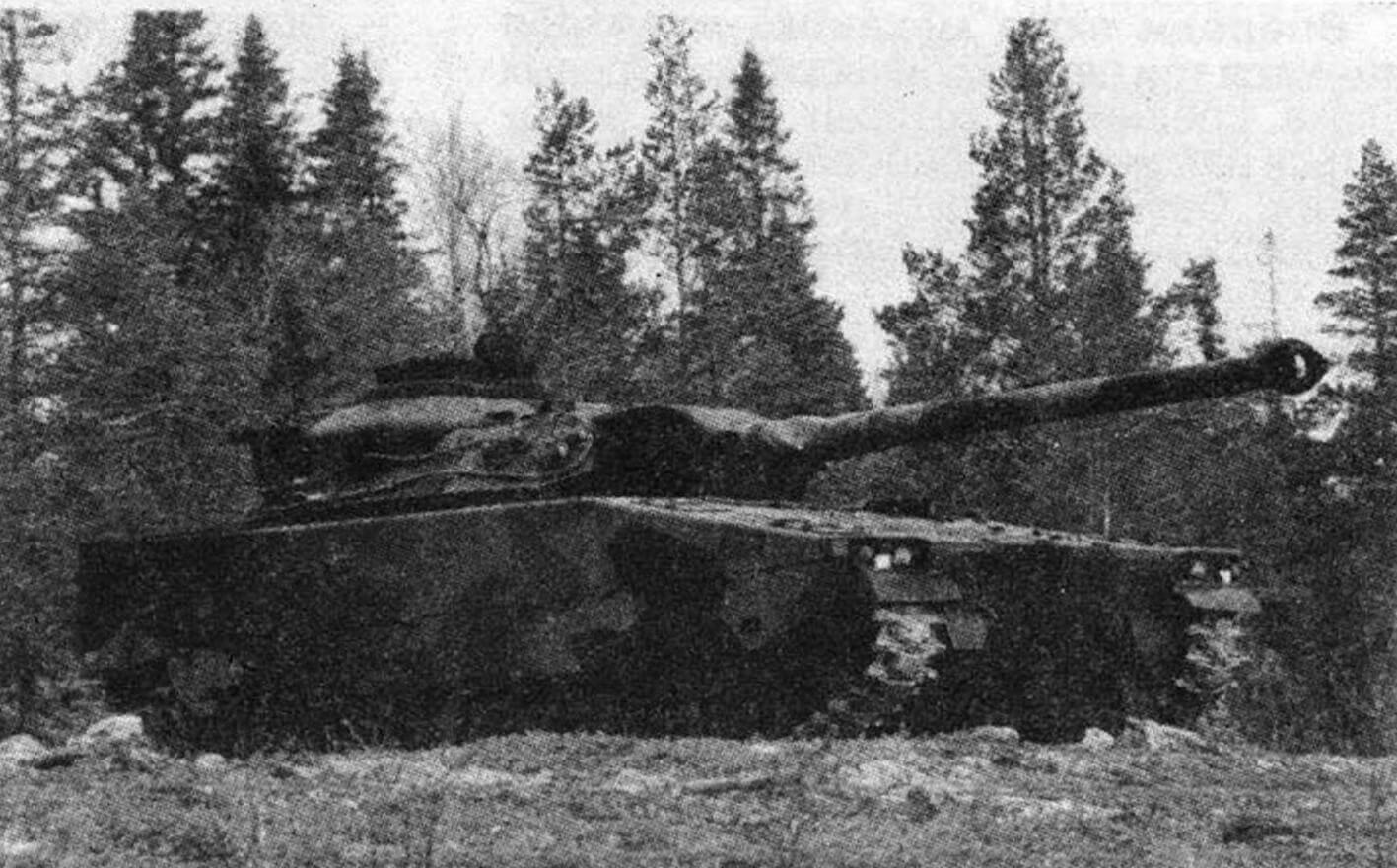 Противотанковая установка СУ-90105.