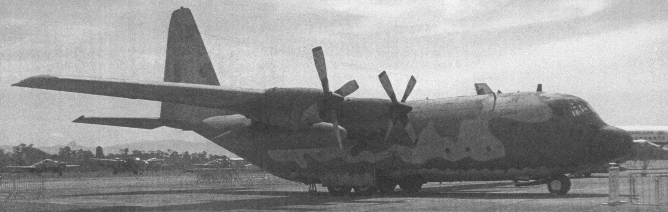 Локхид «Геркулес» ВВС Бразилии