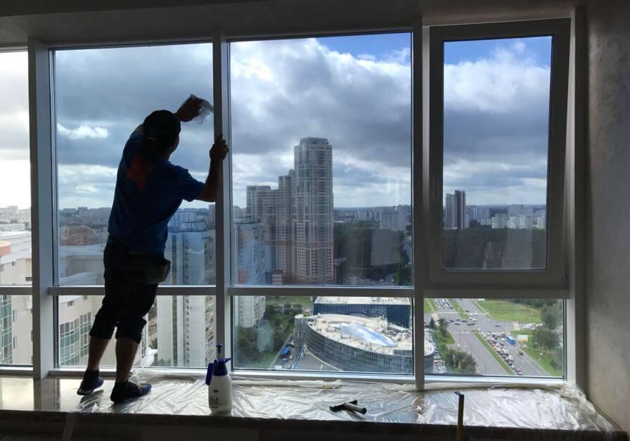 Советы по выбору солнцезащитной пленки для квартиры, дома