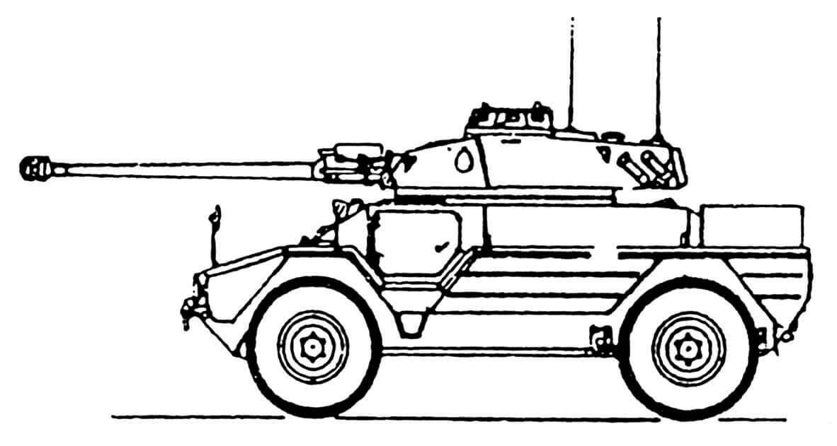 БРМ «Панар» с 90-мм пушкой F-1
