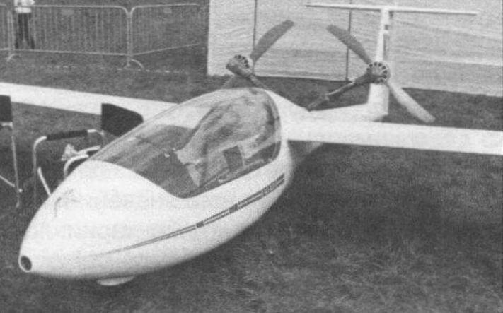 Мотопланер АС-4ДУ