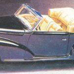 «MERCEDES BENZ 300S» (1955)