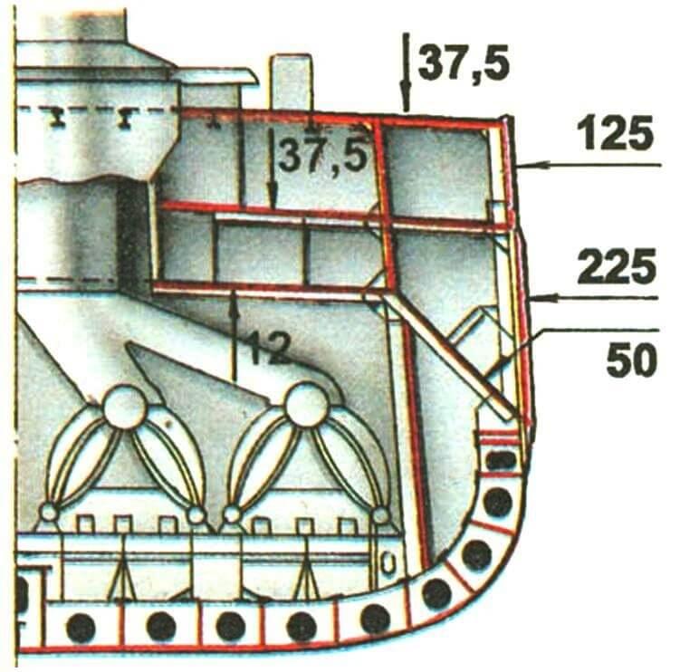 Линкор «СЕВАСТОПОЛЬ» (Россия, 1914 г.)