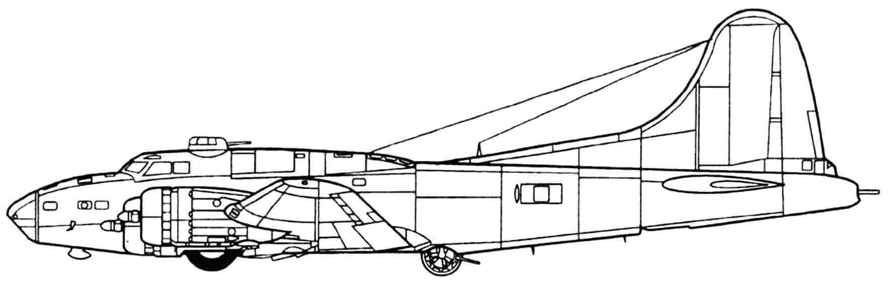 В-17Е (со 113-й машины)