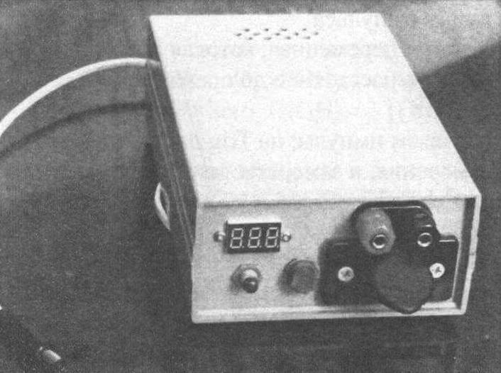 Переносной аккумуляторный блок