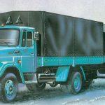 ЗИЛ ВЧЕРА, СЕГОДНЯ, ЗАВТРА (Грузовой автомобиль ЗИЛ-4331)