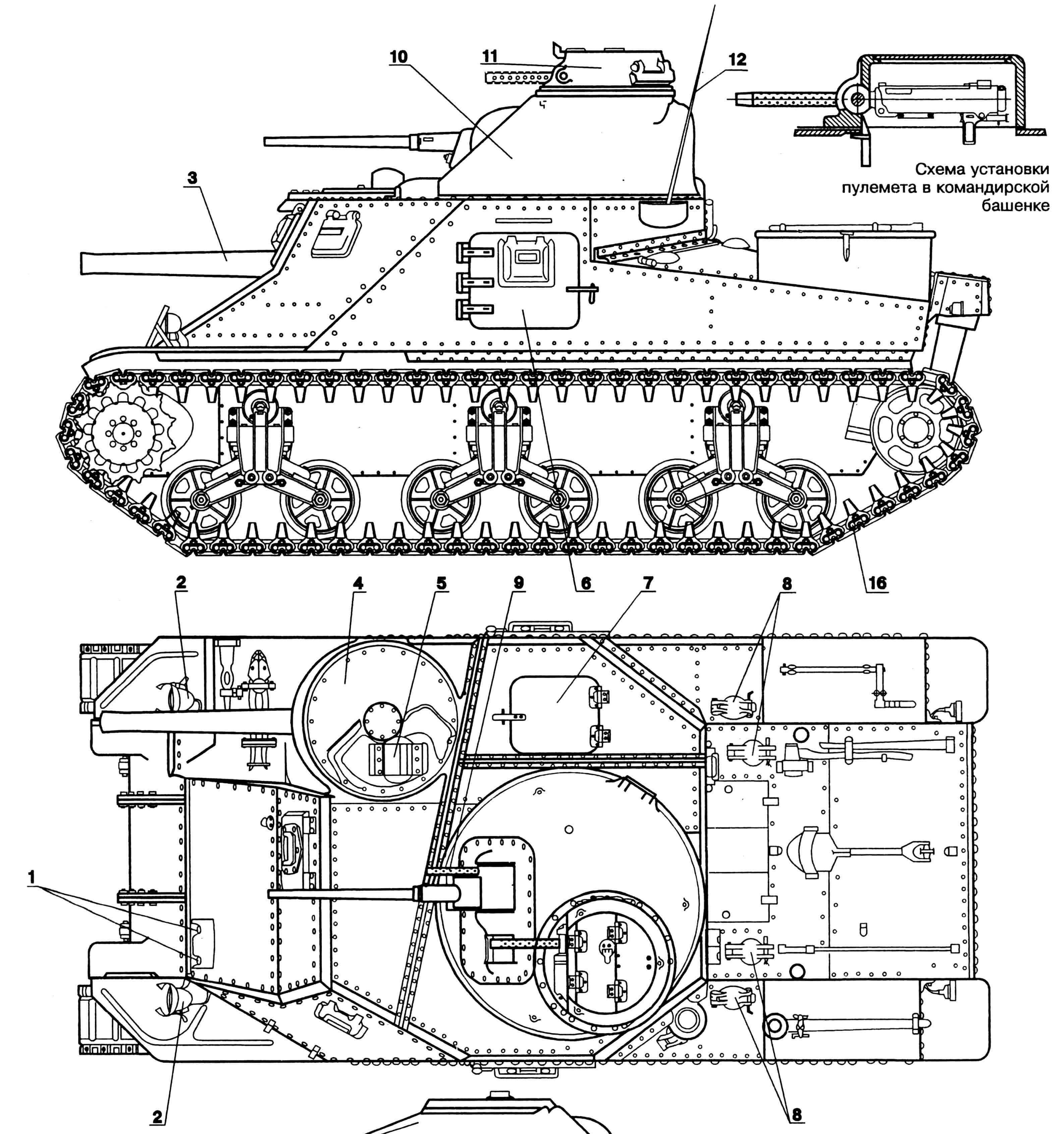 Medium Tank М3