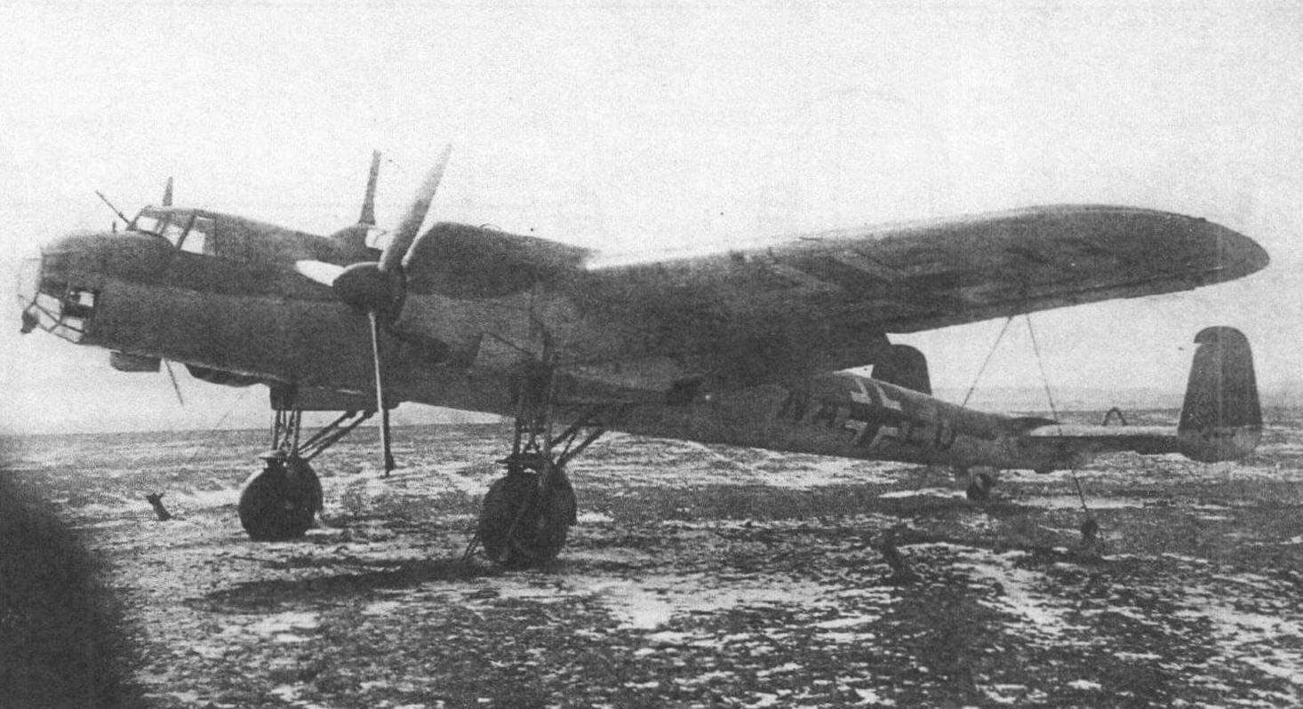 Do 17E, 1940 год