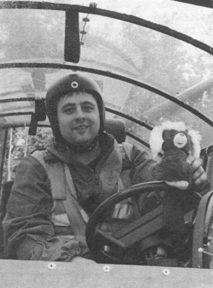 Николай Кочеров - конструктор Walle