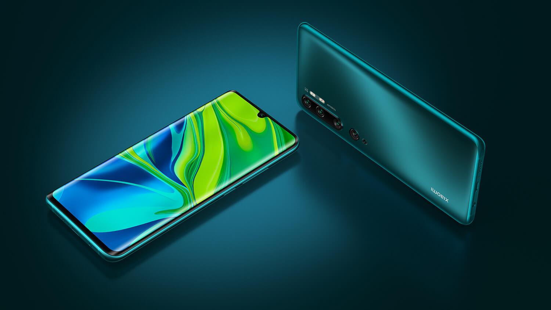 Очередные вершины смартфонов от Xiaomi