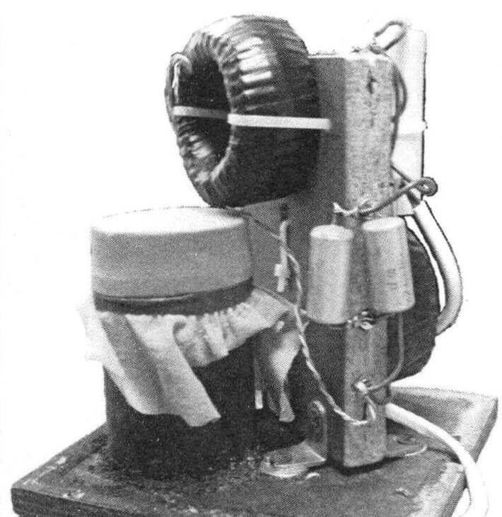Монтаж кроссовера на нижней панели