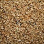 Окатанный кварцевый песок