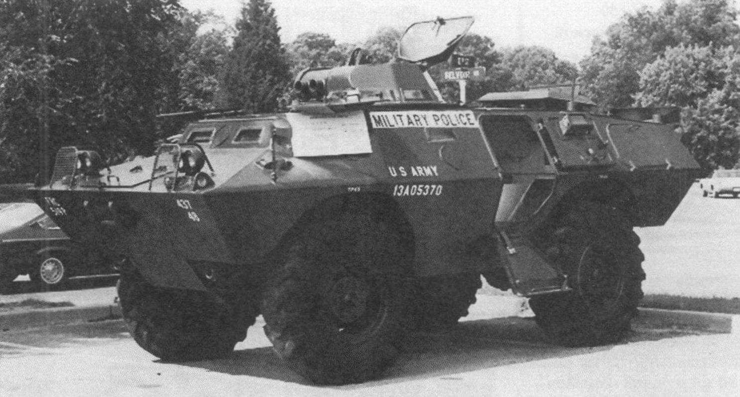 «Коммандо» М706