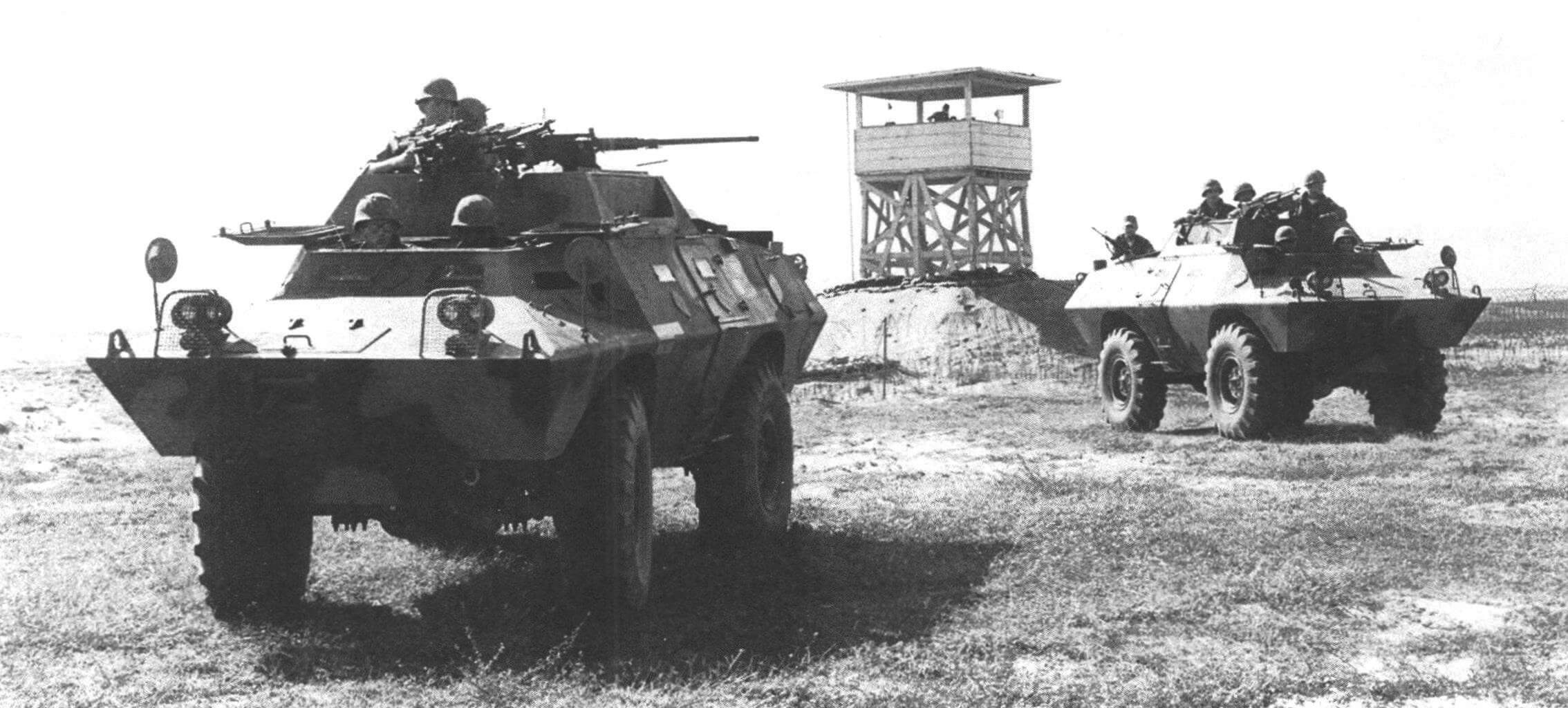 «Коммандо» V-100, Вьетнам, 1968 год