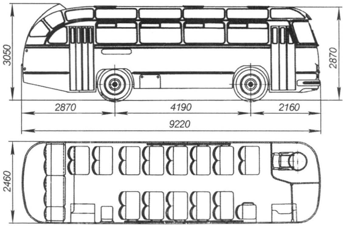 ЛАЗ-695Б