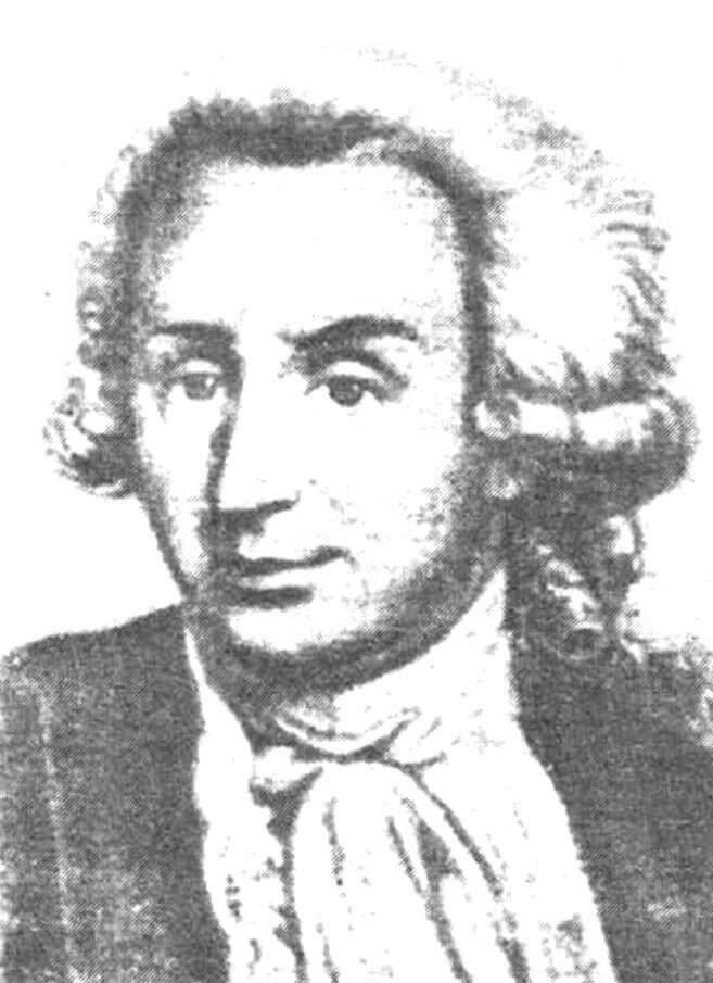 Луиджи Гальвани (1737—1798).
