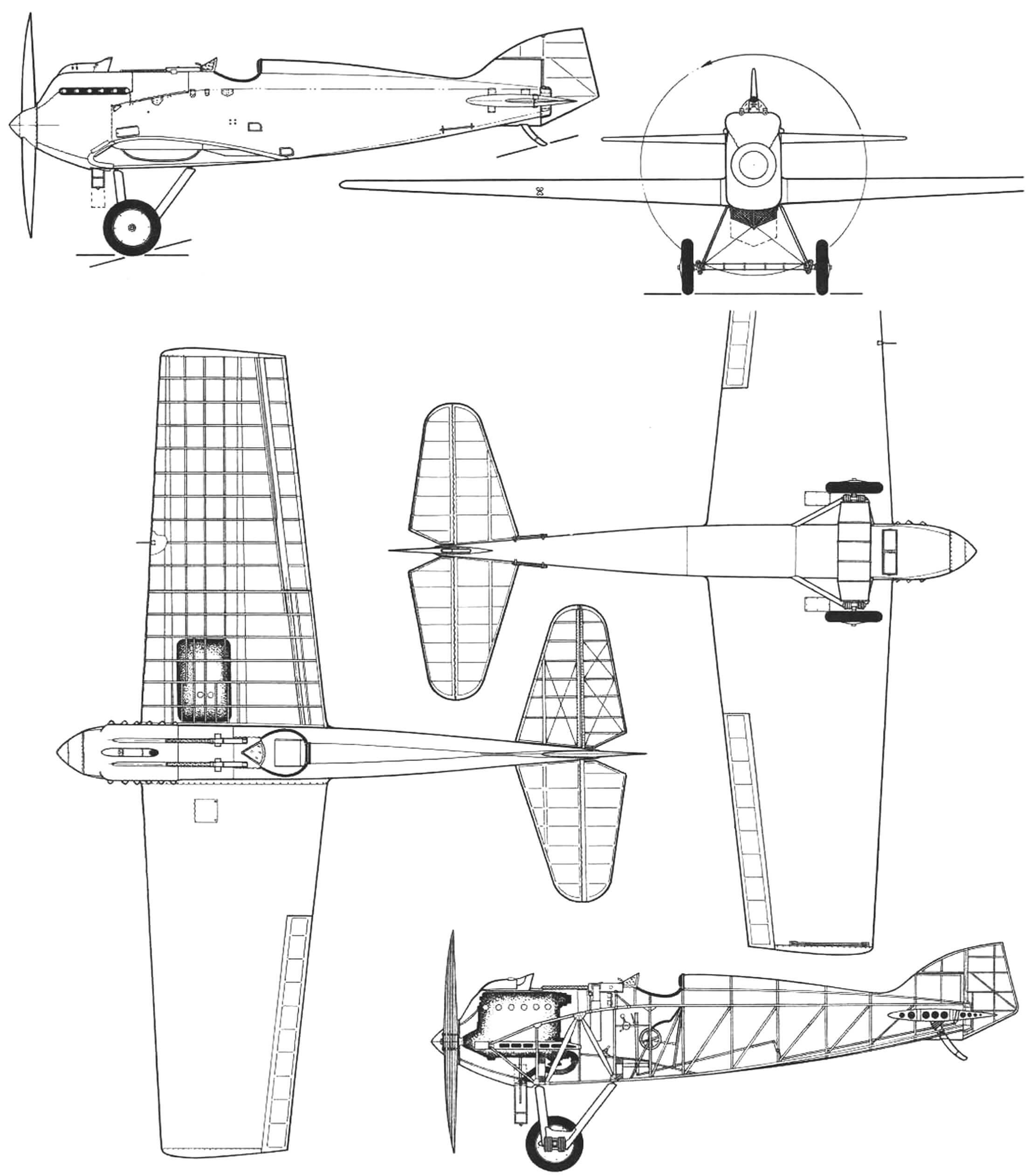 Третий опытный экземпляр ИЛ-400 назвали ИЛ-3. В серии обозначение И-1