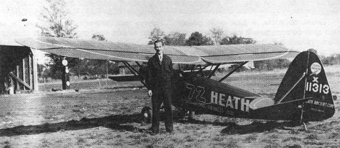 Модель 1932 года LNA-40 с двигателем Continental мощностью 37 л.с.