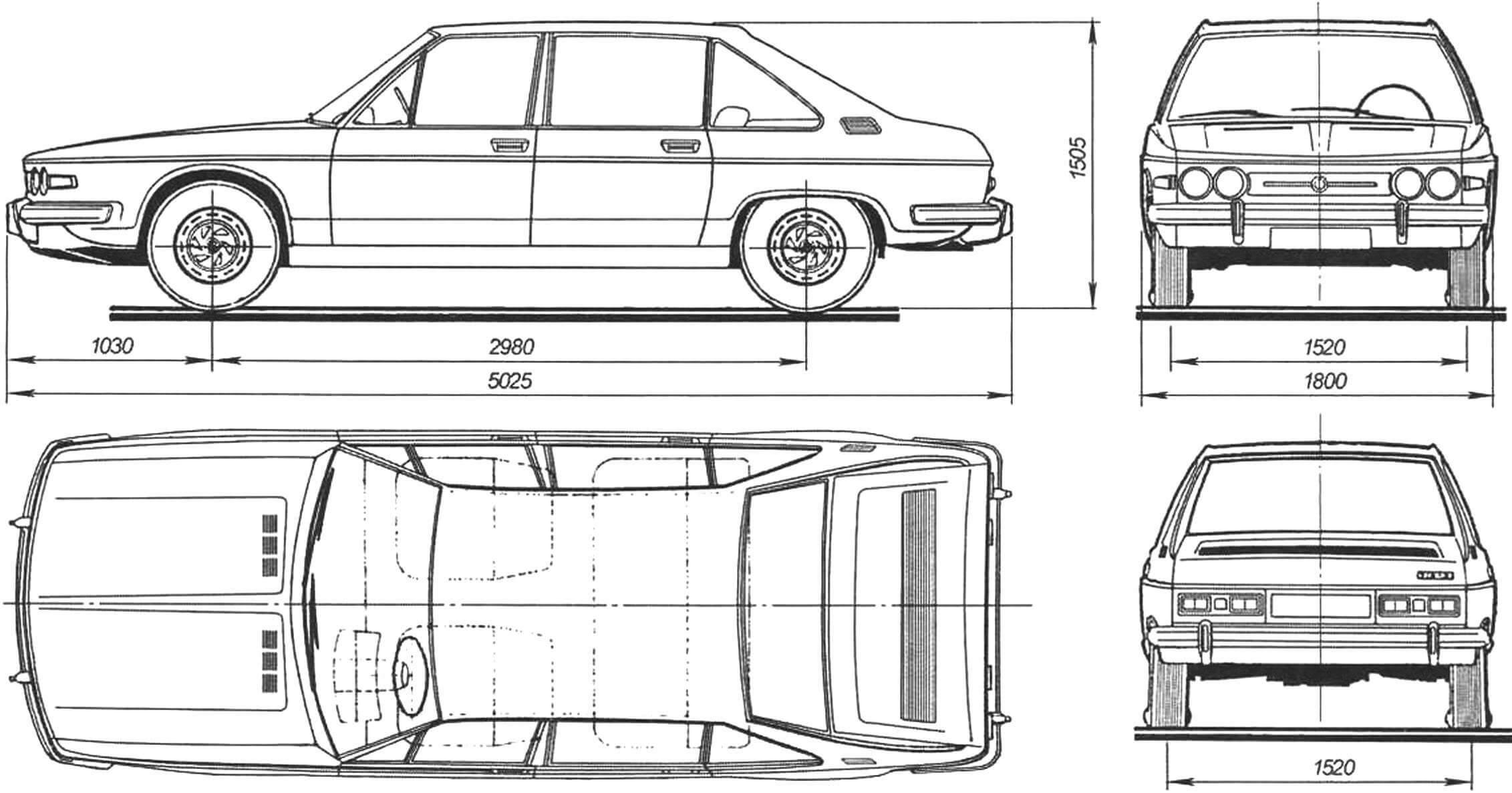 Tatra 613-1