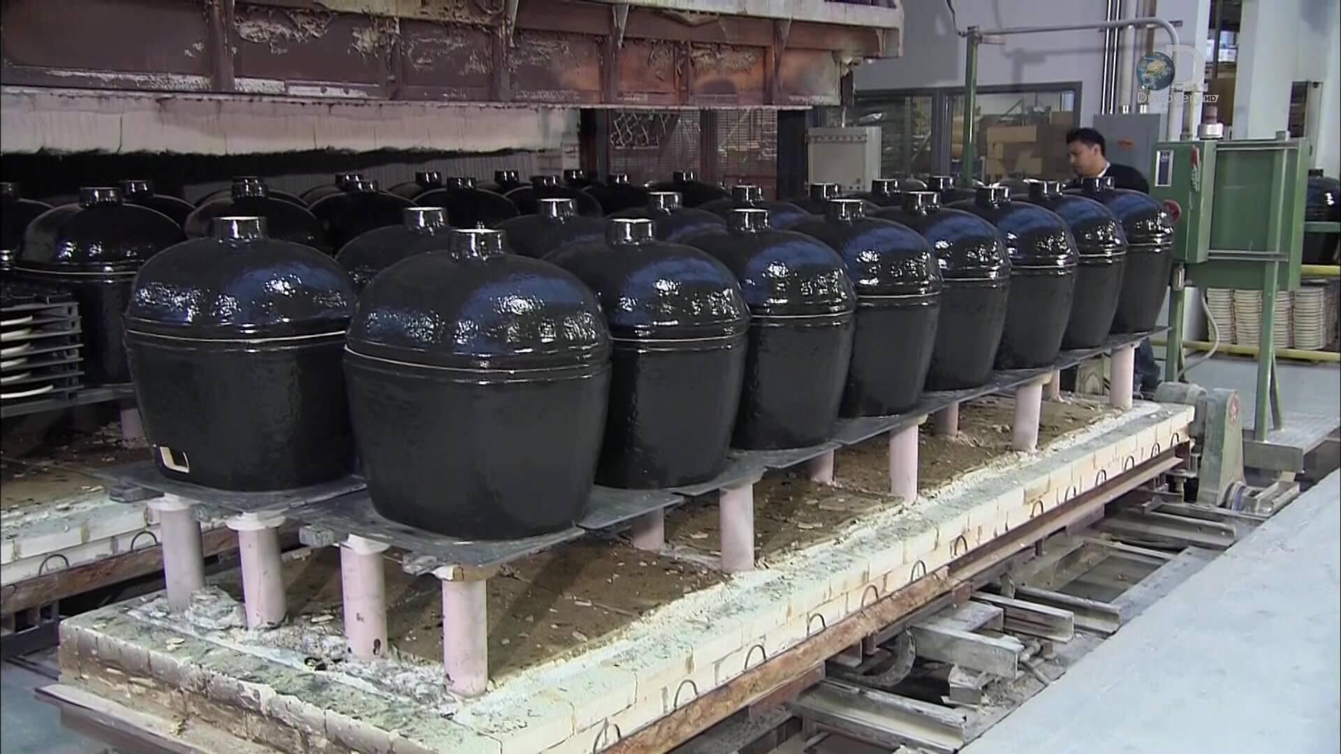 Керамический гриль