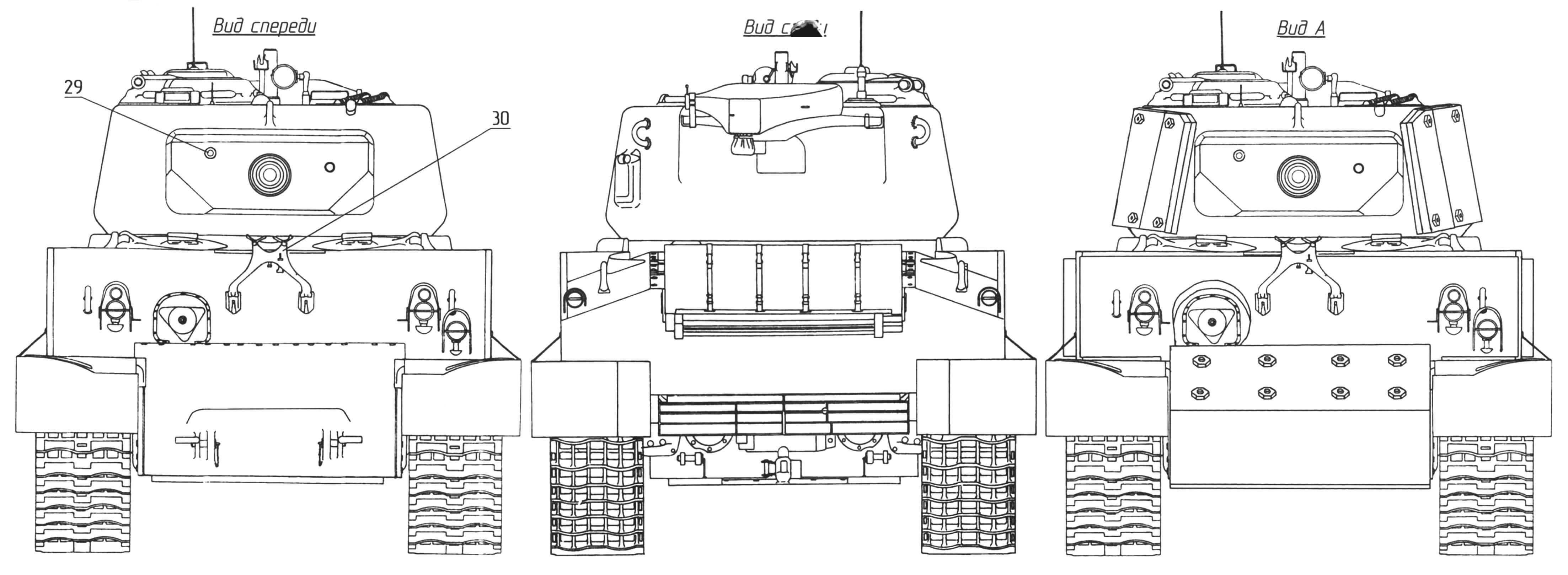 Средний танк М4АЗЕ8