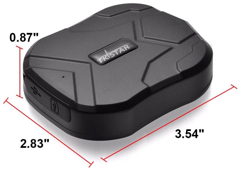 GPS трекер TKSTAR TK905