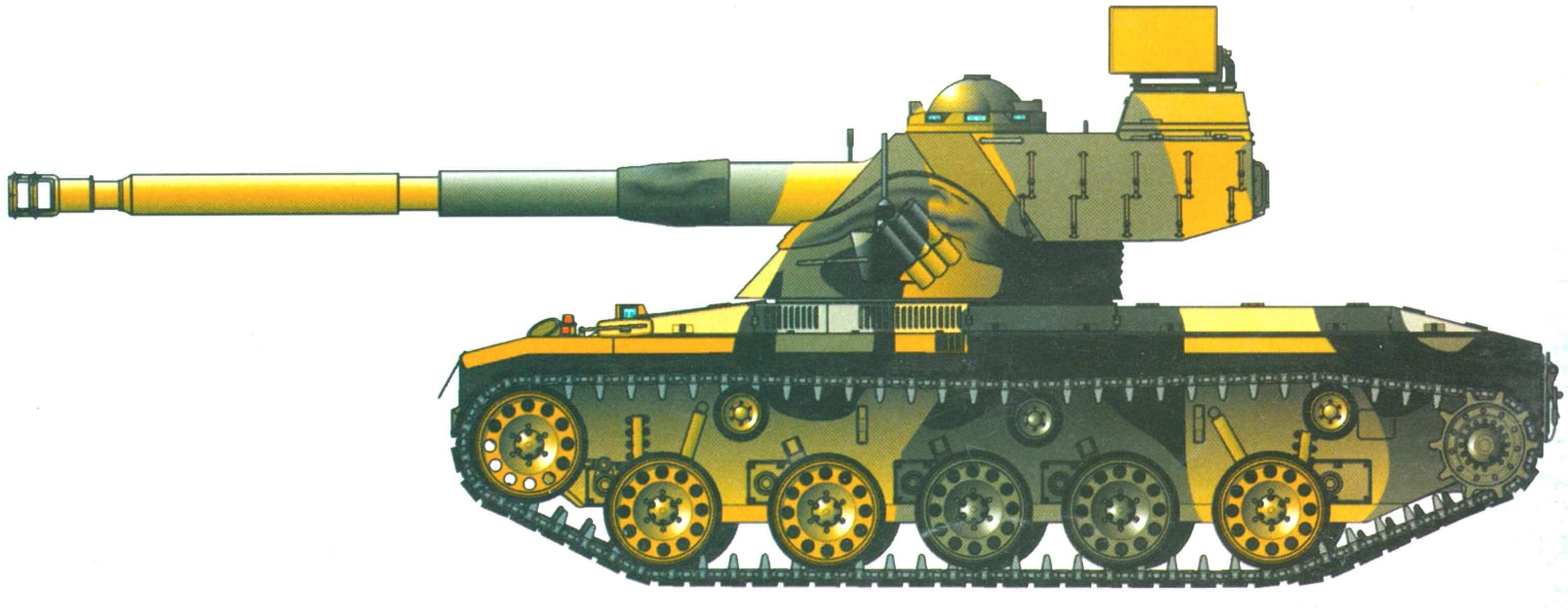 "SK-105 ""Кирасир"" аргентинской армии"