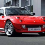 Smart Roadster Coupe V6 Biturbo