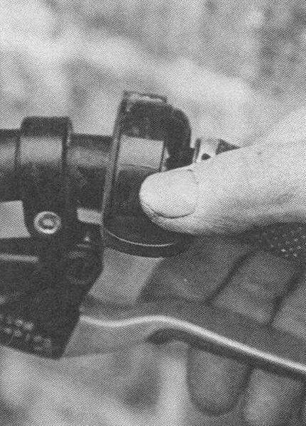 Курок акселератора - характерная деталь электровелосипедов
