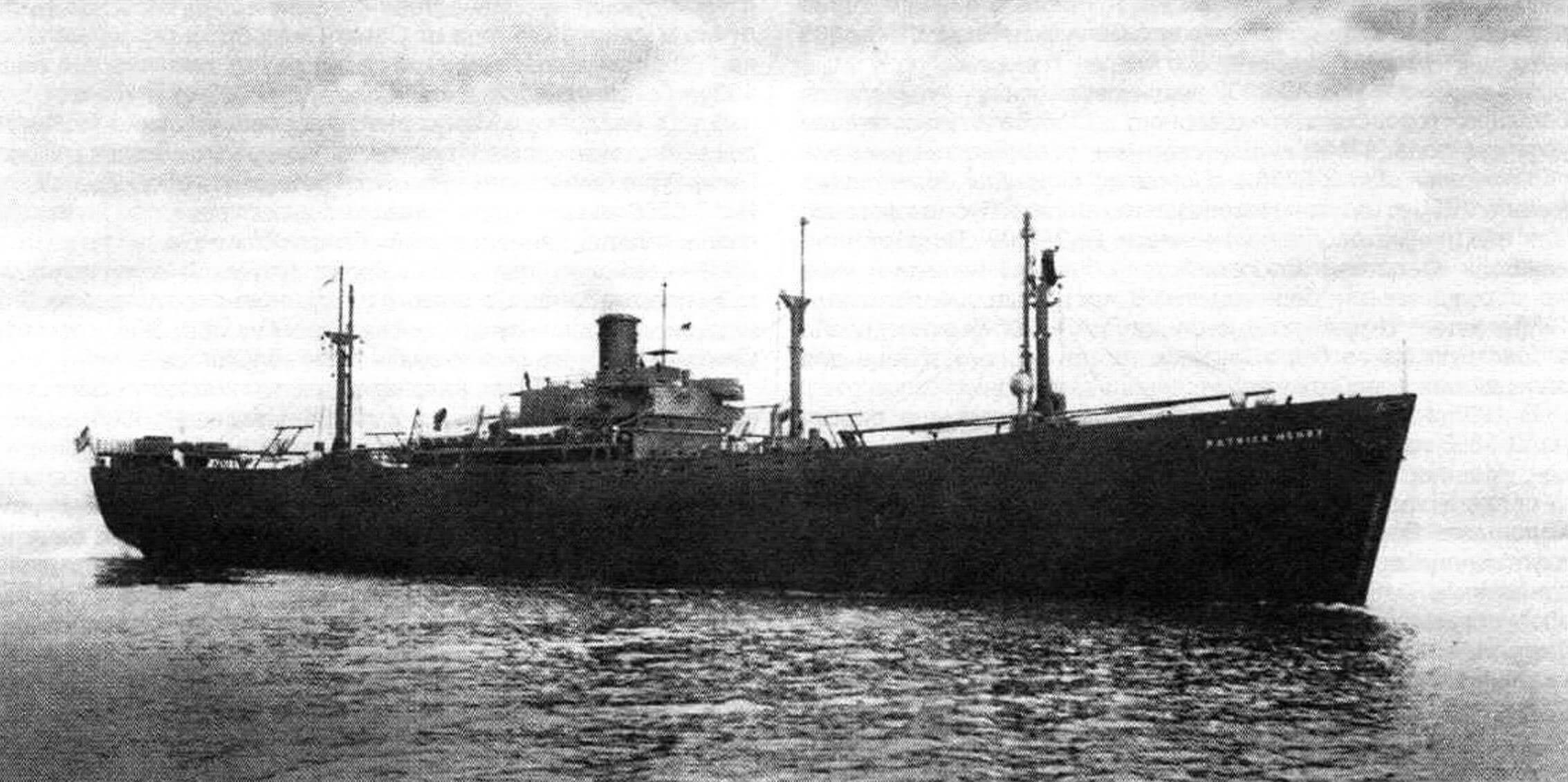 Головное судно проекта «ЕС-2», получившее наименование «Патрик Генри» («Patrick Henry»), проходит испытания