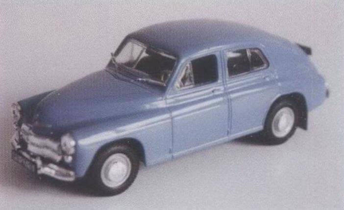 Модель Warszawa 200