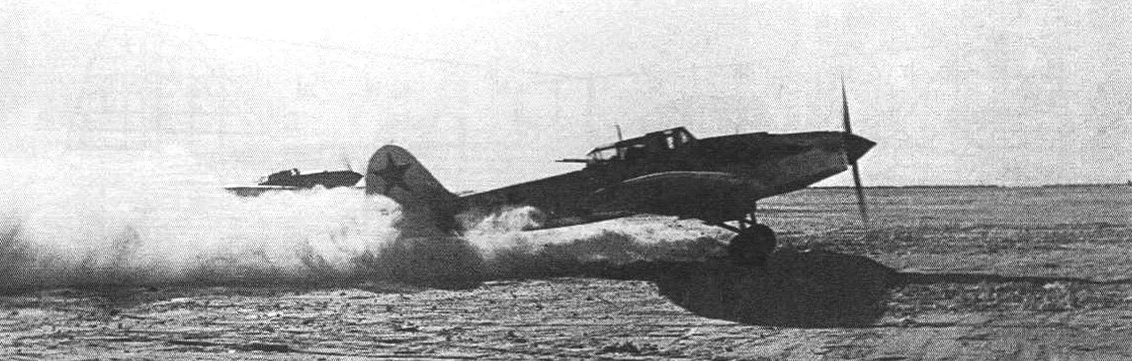 «Летающий танк» - бронированный штурмовик Ил-2