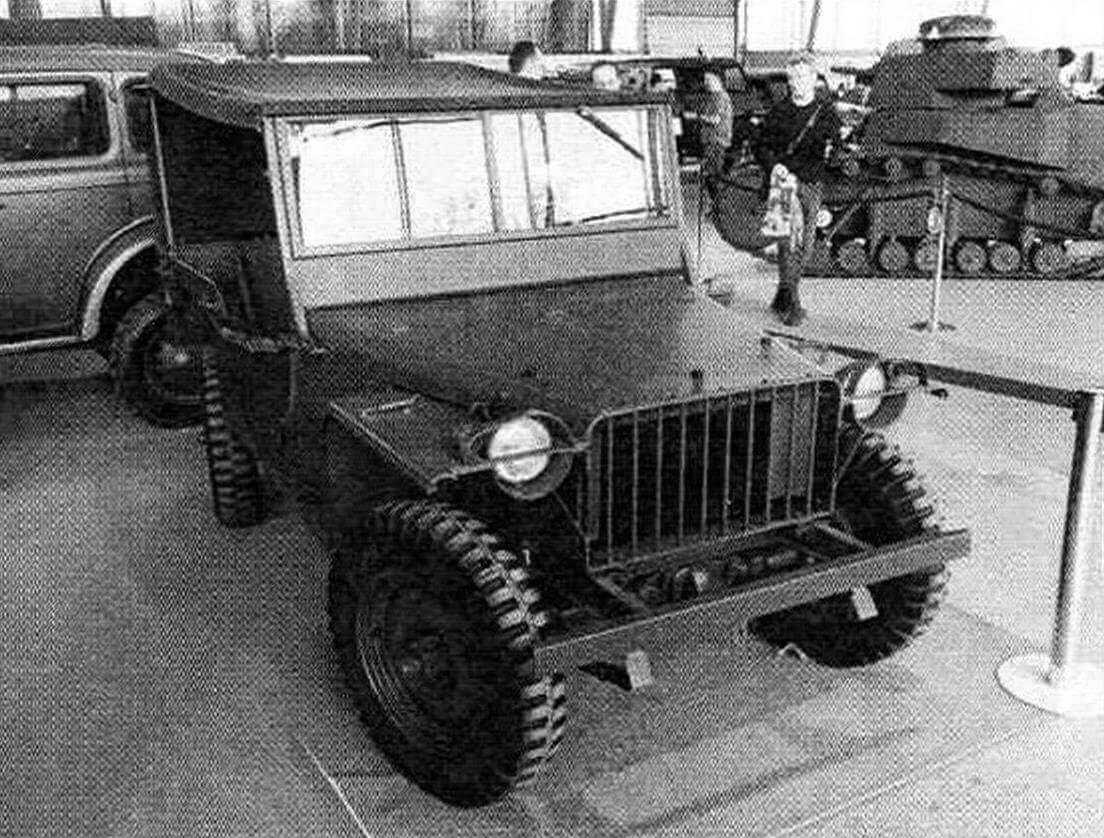 Автомобили ленд-лиза: амфибия «Форд-4» и легендарный «Бантам» - полноприводный пращур всех джипов