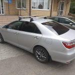 Багажник на крышу Toyota Camry: идеальное решение для поездки