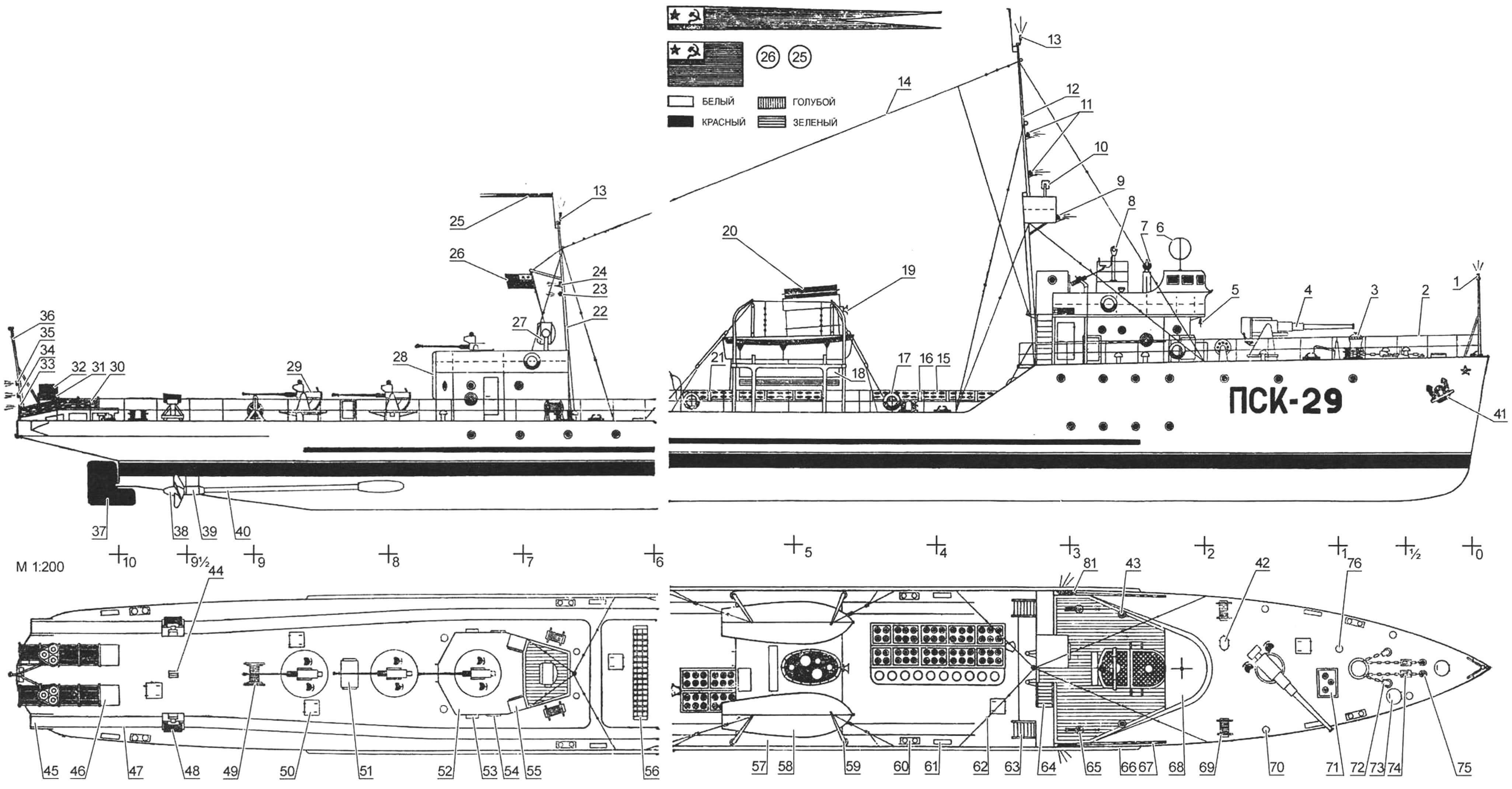 Пограничный сторожевой корабль ИСК-29 «Бриллиант»