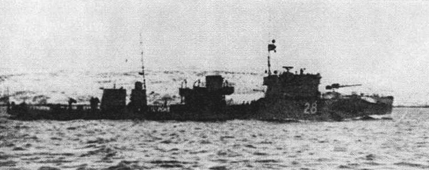 СКР-23 «Рубин» - корабль, однотипный с «Бриллиантом»