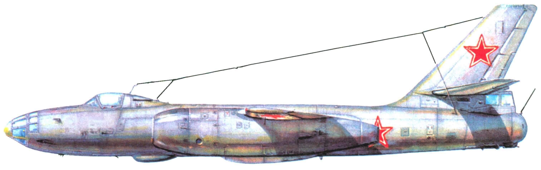 Фронтовой реактивный бомбардировщик Ил-28 - выдающийся образец советской авиационной техники