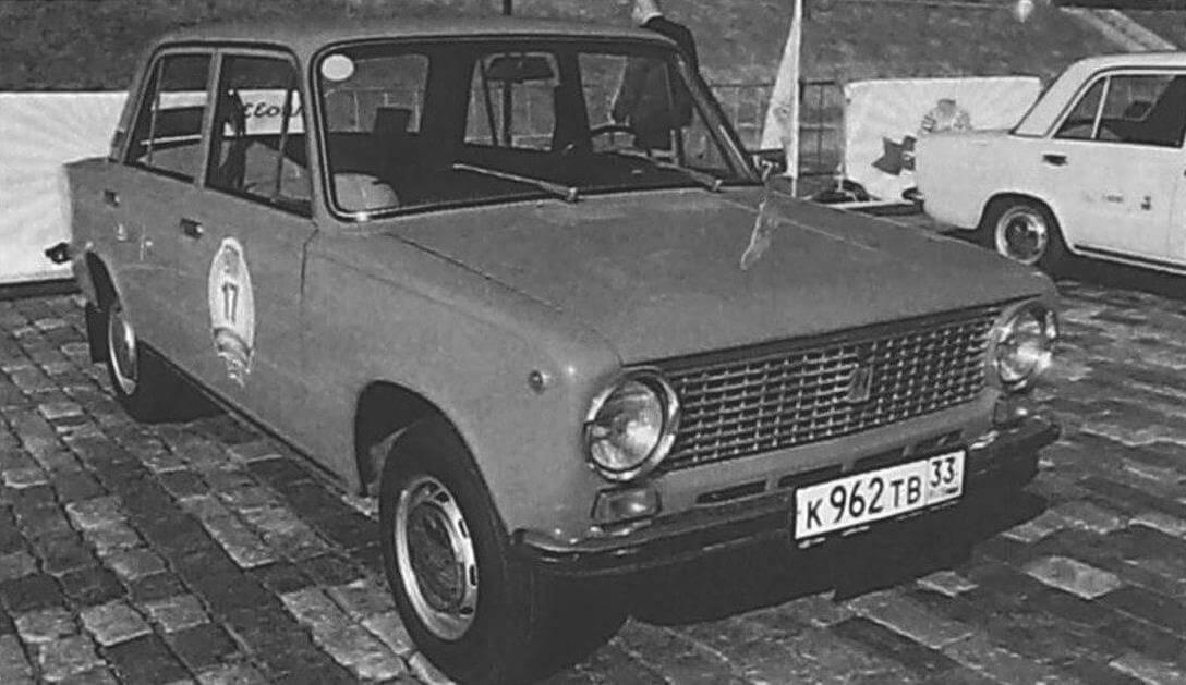 ВАЗ-21011 стал первой попыткой модернизации ВАЗ-2101