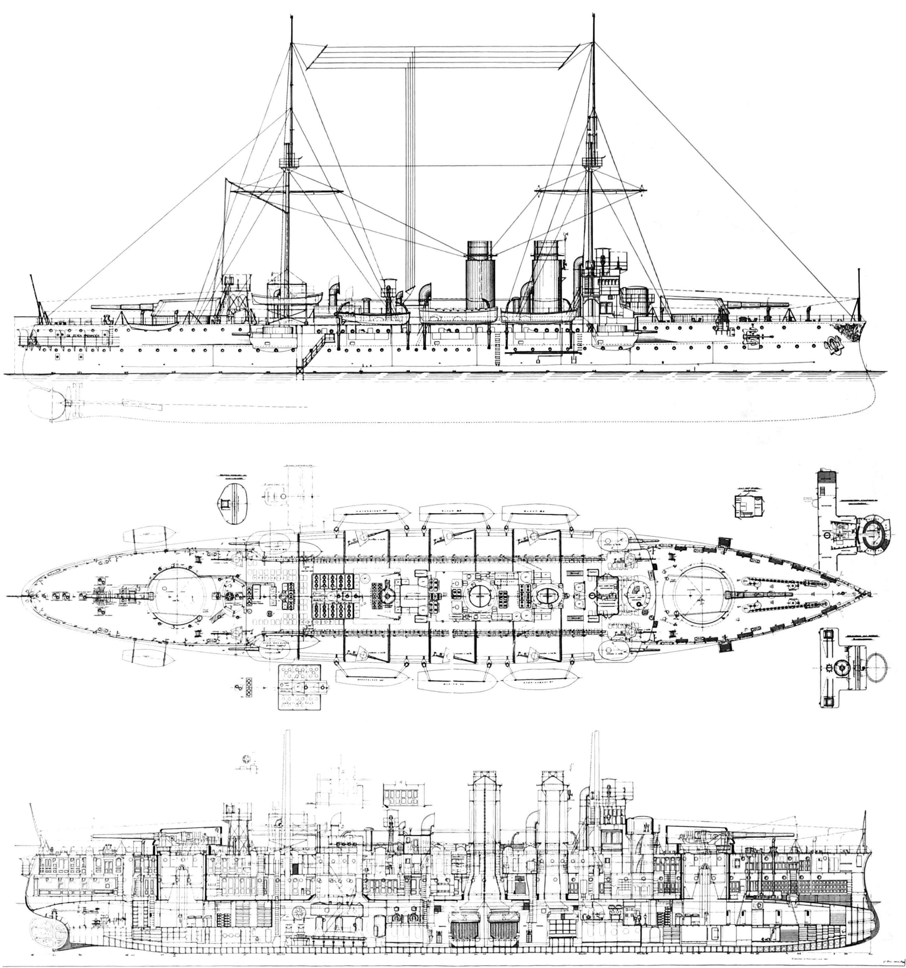 Броненосец береговой обороны «Де Зевен Провинсиен»