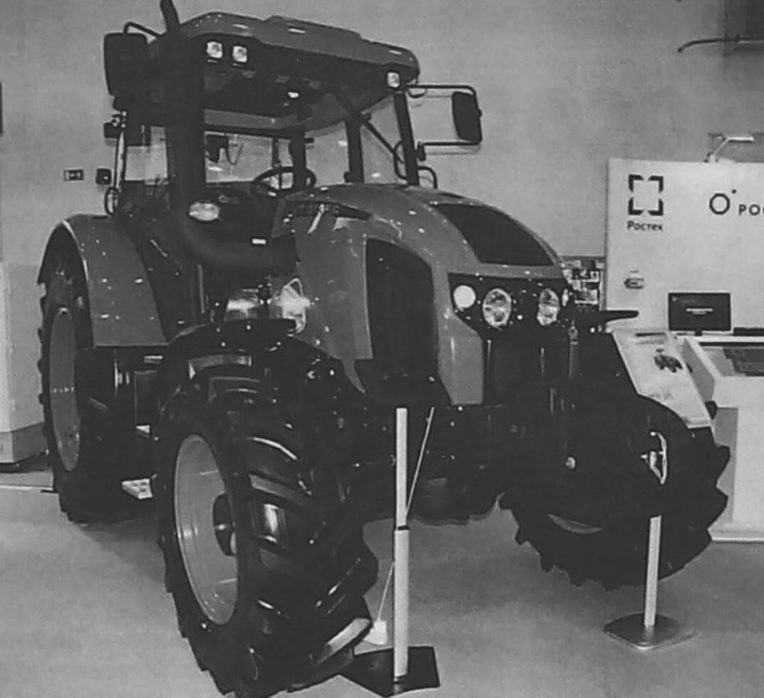 Многофункциональный трактор АNТ 4135F
