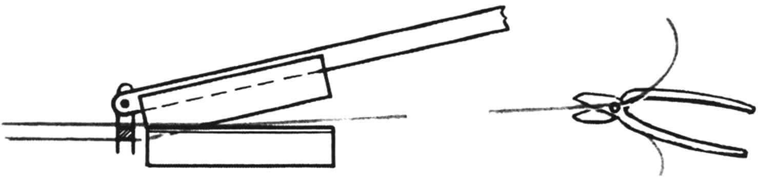 Коробление металлического листа при резке обычными ножницами и ножницами-резаком