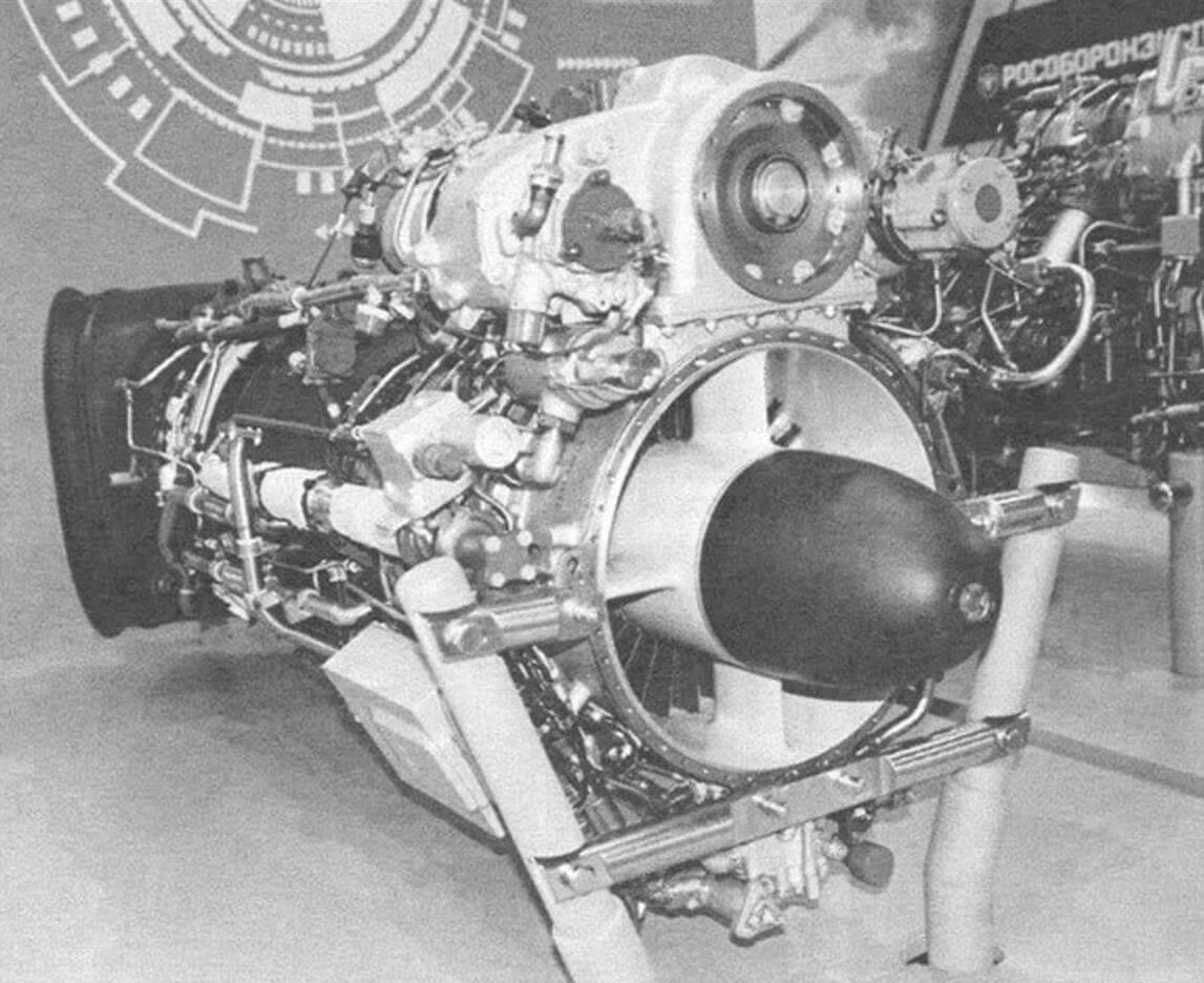 Двигатель ВК-2500ПС-03 производства «ОДК-Климов»