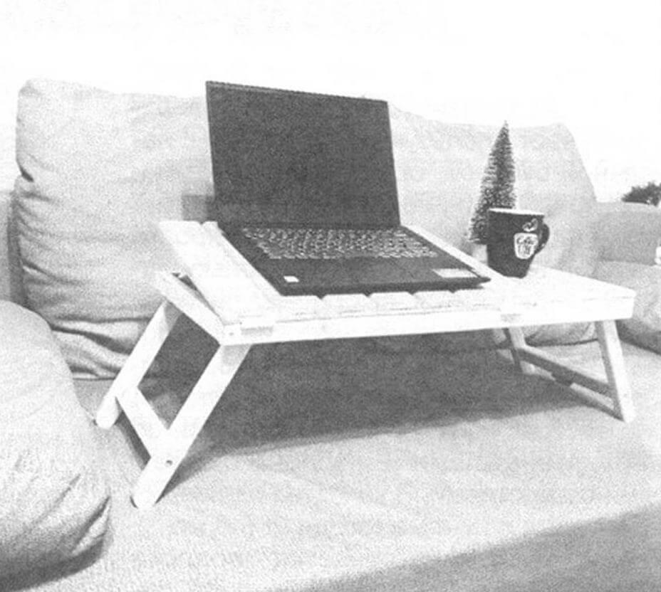 Столик готов