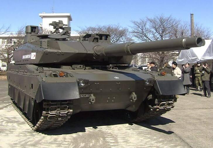 Первая публичная демонстрация основного боевого танка ТК-Х