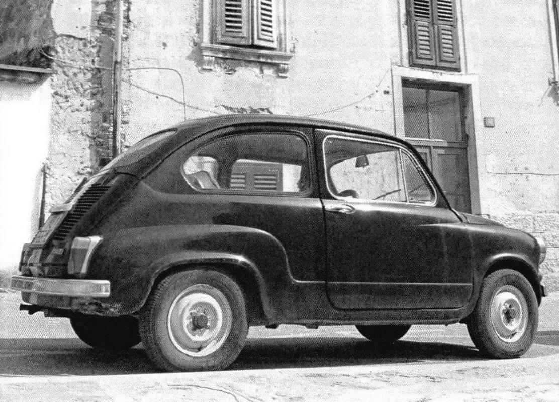 Автомобили Zastava 750 до сих пор используются в провинциальных городках бывшей Югославии