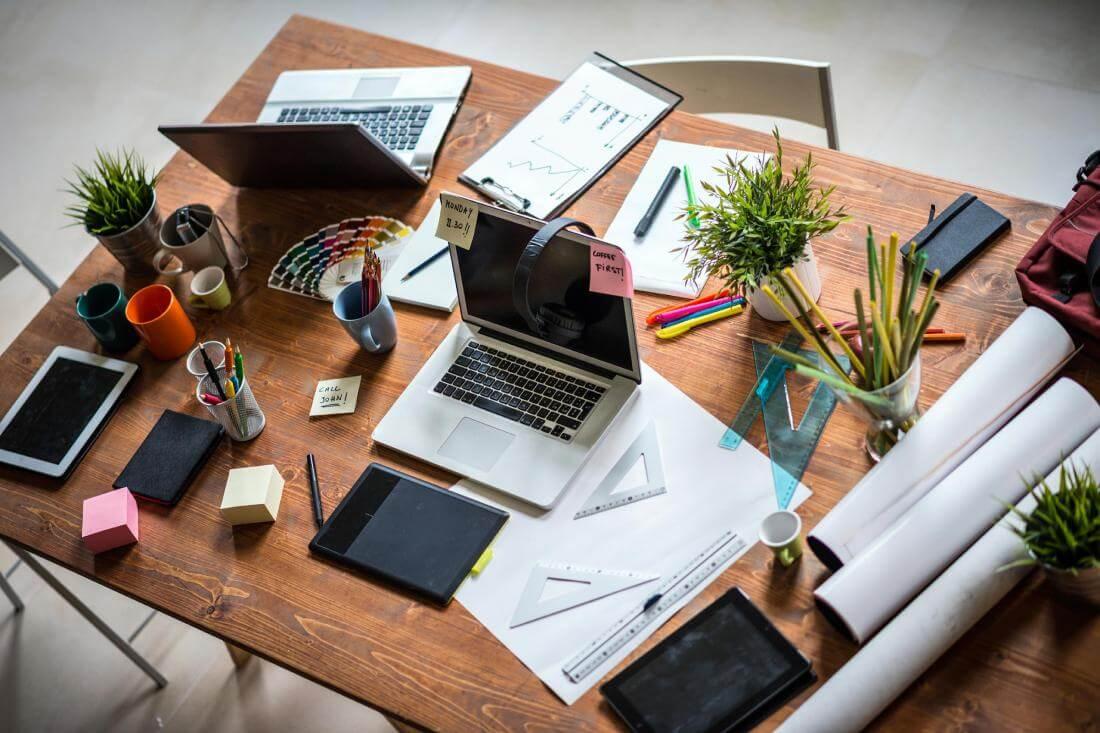 Канцелярские принадлежности для офиса: что должно быть обязательно