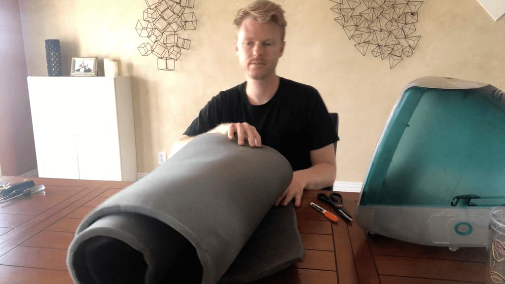 Шаг 5: Сделайте внутреннюю подушку
