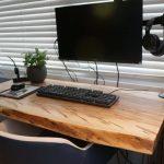 Как сделать рабочий стол Live Edge?