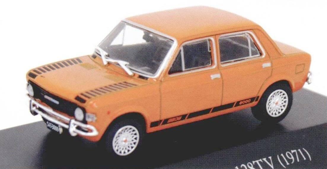В Аргентине выпускалась оригинальная модификация Fiat IAVA 128TV с форсированным двигателем